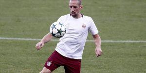 Franck Ribery'den Galatasaray paylaşımı
