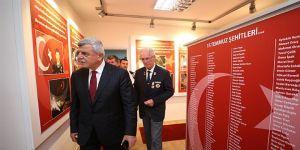 Başkan Karaosmanoğlu'ndan anlamlı ziyaret
