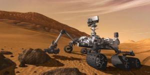 Mars keşif aracı Curiosity operasyonlarına ara verdi
