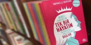Raphaelle Giordano'nun kitabı Türkçe'de sekizinci baskıyı yaptı