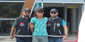 Yaşlı kadından 35 bin TL alırken yakalanan sahte polis tutuklandı