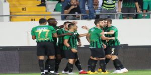 Spor Toto Süper Lig: Akhisarspor: 3 - Galatasaray: 0 (Maç sonucu)