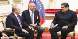 Venezuela'da Diriliş Ertuğrul sohbeti