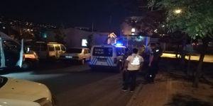 Pompalı tüfekle vuruldu, kanlar içinde 112 istasyonuna gitti