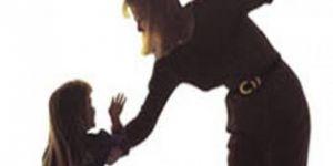 Çocuğuna şiddet uygulayan anne adliyeye sevk oldu