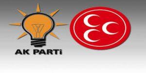 AK Parti ve MHP Cumhur İttifakı'nın seçimlerde de devam etmesi için prensipte anlaştı