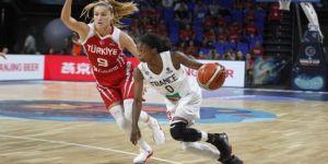 A Milli Kadın Basketbol Takımı turnuvaya veda etti!