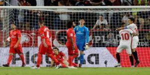 Sevilla, Real Madrid'i bozguna uğrattı!