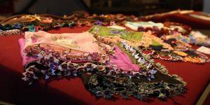 Bursa'da 'Uluslararası İpek Oya Festivali' başladı