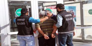 Eroin ve skankla yakalanan şüpheli tutuklandı