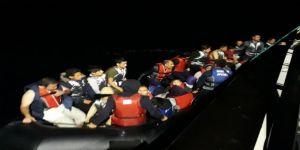 849 göçmen yakalandı