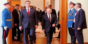 Vucic: Putin'i her şeyden haberdar edeceğim