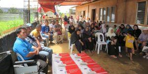 TİKA'dan Filipinler'de yaşlı ve engellilere destek