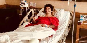 Kayserispor'da Sakıb ile Oğuzhan ameliyat oldu