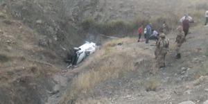 Gelin aracı kaza yaptı: damat öldü, gelin ağır yaralı