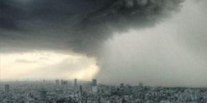 Meteoroloji'den 9 il için kuvvetli yağış uyarısı