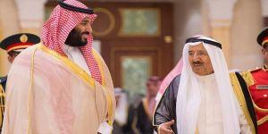 Selman ve Kuveyt Emiri Körfez iş birliğini görüştü