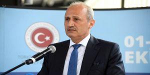 Turhan: Ülkemizi demiryolu ağıyla örmeye çalışıyoruz