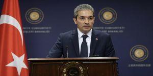 Dışişleri'nden PKK açıklaması