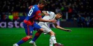 CSKA Moskova, Real Madrid'i mağlup etti
