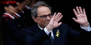 Katalan liderden İspanya'ya tehdit!