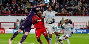 Schalke, Lokomotiv Moskova'yı mağlup ett