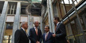 Hollanda Dışişleri Bakanı Blok'tan TBMM'ye ziyaret