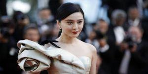 Çinli yıldız Fan Bingbing'e 70 milyon dolar ceza kesildi