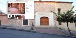 Sahibinden 471 yıllık hamam 96 milyona satılıyor