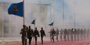Somali'deki Türk Askeri Üssü'nde Yemin Töreni