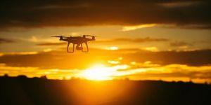 Drone'lar havada nöbet tutacak