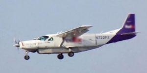Alçak uçuş yapan gizemli uçak