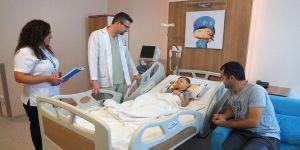 Yabancı hastalar için İngilizce öğreniyor