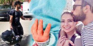 Megastar'dan eşi Pınar'a büyük yasak! Tüm köylere haber saldı