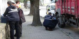 Akü hırsızları ilçeyi soyup soğan çevirdi