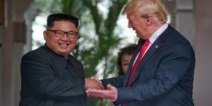 Trump ile Kim Jong Un, ara seçimlerden sonra görüşecek
