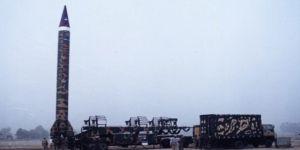 Pakistan ordusu uzun menzilli Ghauri füzesini başarıyla test etti