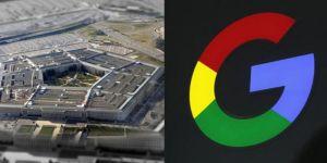 Google, Pentagon'un bulut ihalesinde masadan kalktı