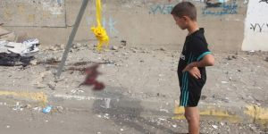 Kerkük'te bombalı saldırı: 2 ölü, 4 yaralı