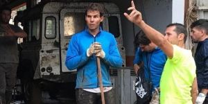 Nadal ülkesi için kolları sıvadı