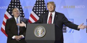 Trump'a 'Kaşıkçı' baskısı