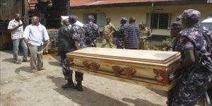 Korkunç heyelan: 40 ölü