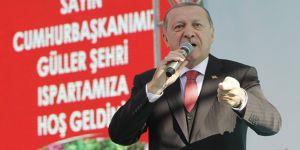Cumhurbaşkanı Erdoğan'dan önemli açıklamalar: 'O İlde 100 kilo altın 5 milyon bulundu'