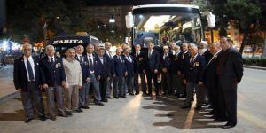 44 yıl önce 'gazi' oldukları Kıbrıs'a gidiyorlar