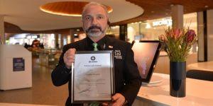Avustralya'dan kahraman Türk'e ödül