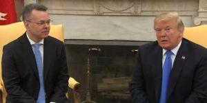 Rahip Brunson'ı Ağırlayan Trump'tan Türkiye Mesajı