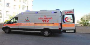 Rehabilitasyon merkezinin servisi kaza yaptı: 1'i ağır 4 yaralı