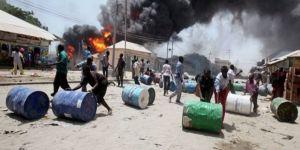 Petrol boru hattında patlama: 50 ölü