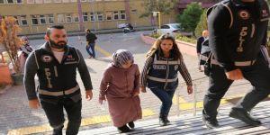 FETÖ firarisi kadın tutuklandı
