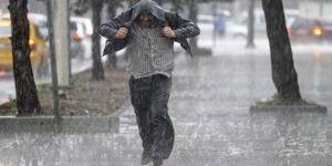 Dikkat! Meteorolojiden sağanak uyarısı
